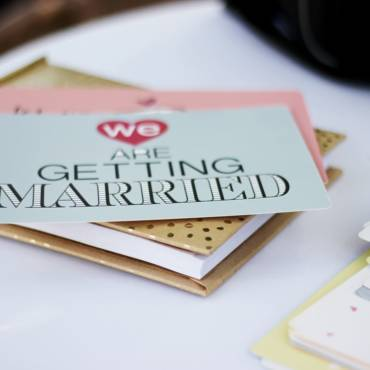 5 Tips when Sending Wedding Invitations
