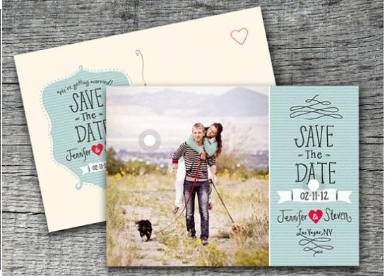 «Save the Date», la pre-invitación de tu Boda