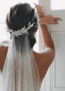Tradiciones de boda. Algo prestado