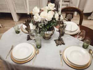 Tendencia en bodas: Mesa Bridgerton